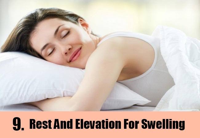 Rest And Elevation