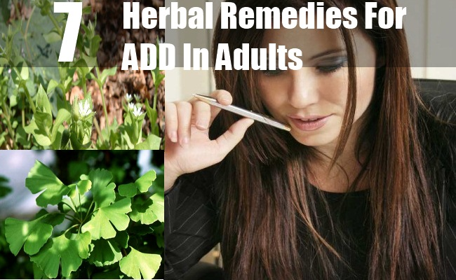 treatments for adult add