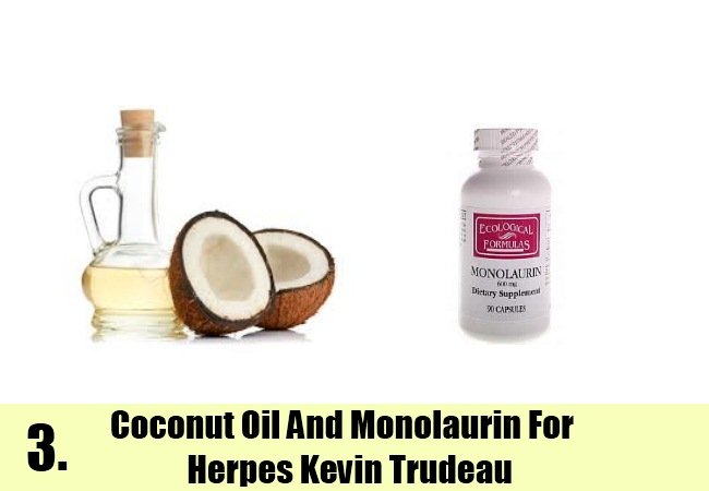 Coconut Oil And Monolaurin