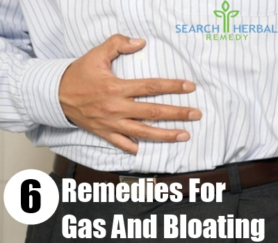 6 Remedies For Gas And Bloating