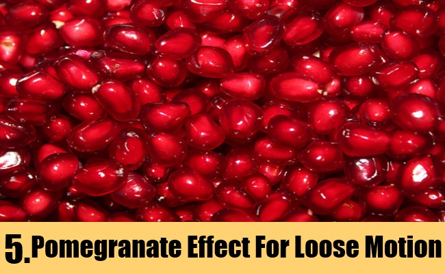 Pomegranate Effect