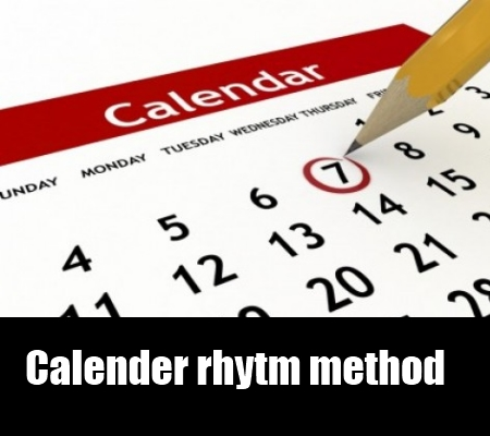 calender rhytm method