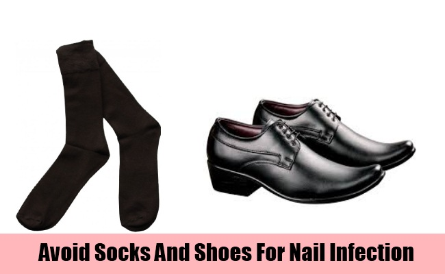 Avoid Socks And Shoes