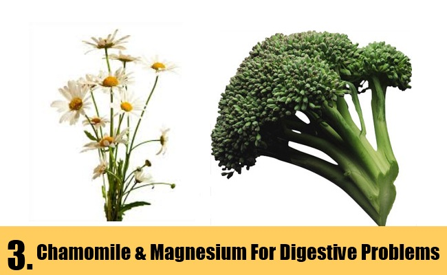 Chamomile & Magnesium