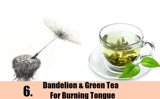 Dandelion & Green Tea