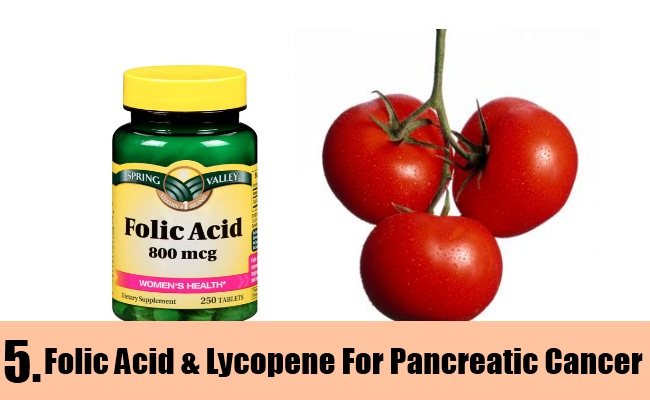 Folic Acid & Lycopene