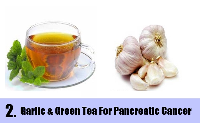 Garlic & Green Tea
