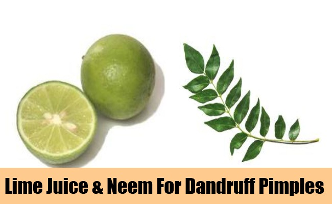 Lime Juice & Neem