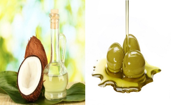 Olive Oil & Coconut Oil