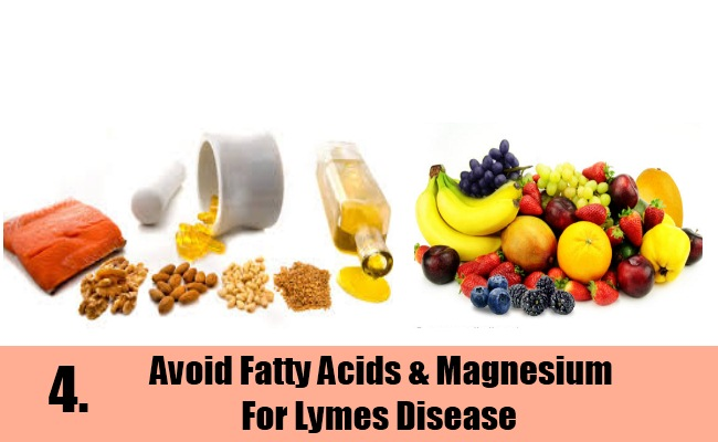 Things To Avoid, Essential Fatty Acids & Magnesium