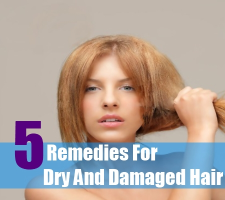 dry and damage hair