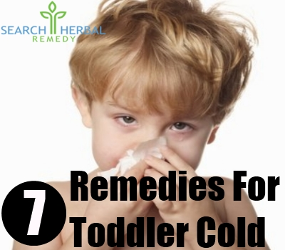 toddler cold