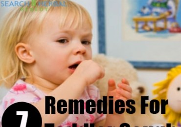 7 Remedies For Toddler Cough