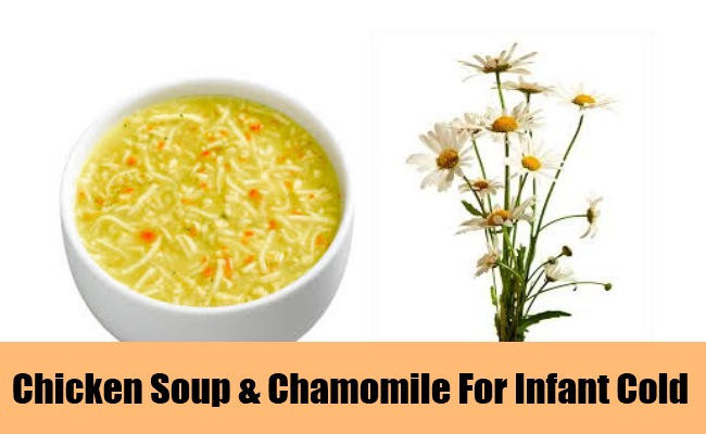 Chicken Soup & Chamomile