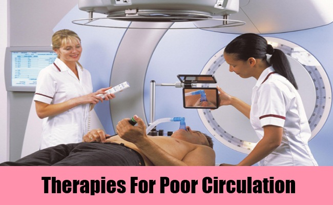 Therapies For Treating Poor Circulation