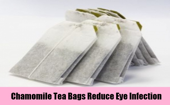 Use Chamomile Tea Bags