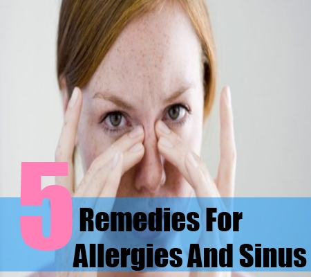 allergies and sinus