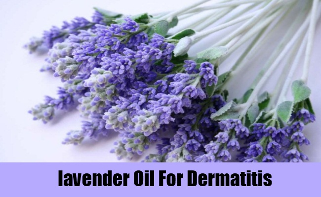 Aromatherapy using lavender oil
