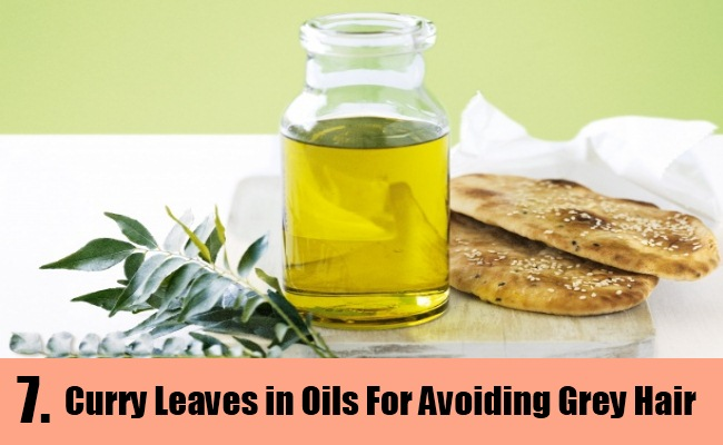Curry Leaves in Oils