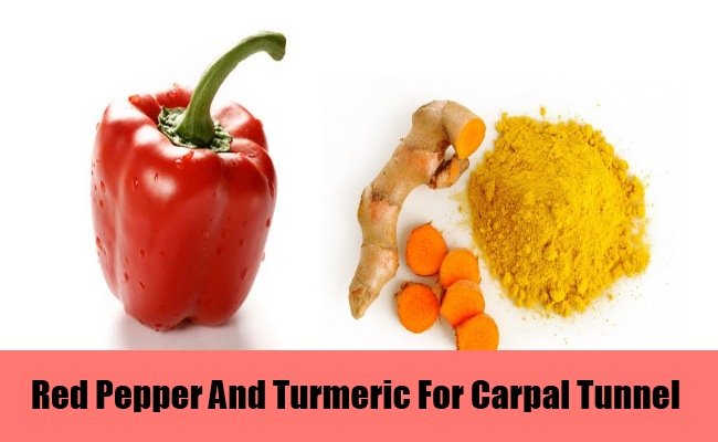 Red Pepper And Turmeric