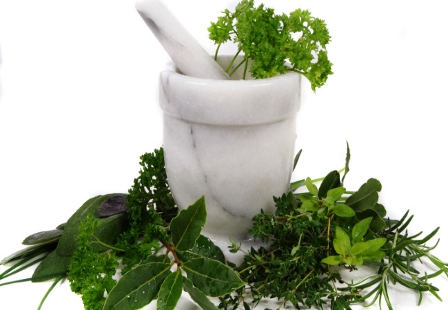 Herbal Mix To Strengthen Immunity