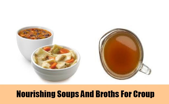 Nourishing Soups And Broths