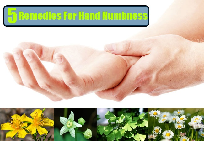 Remedies For Hand Numbness