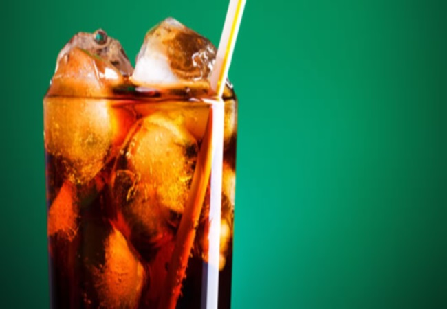 Avoid Carbonated Beverages