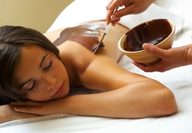 Cocoa Herbal Wrap