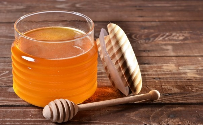 how to use honey for inflammation