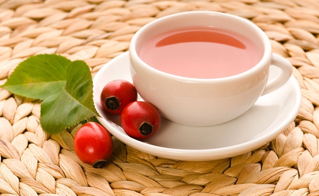 Rose Hip Tea