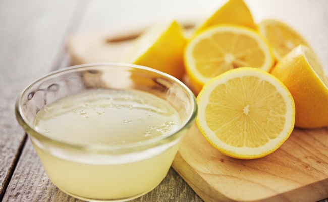 Lemon Juice And Water