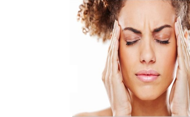 Natural remedy for headaches and dizziness