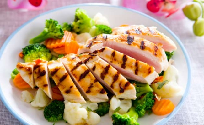 Combine Complex Carb And Protein in Meals
