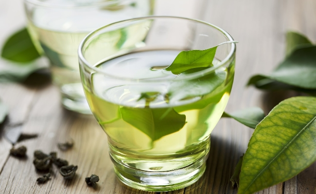 Switch From Caffeine To Green Tea