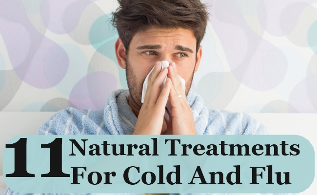 Natural Treatments For Cold And Flu