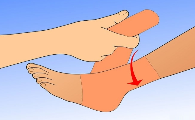 Fix wounds and sprains