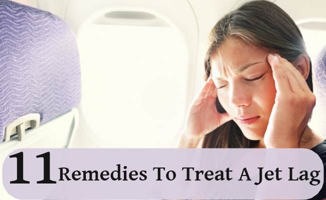 Remedies To Treat A Jet Lag