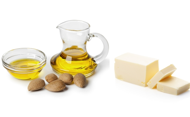 Almond Oil With Butter