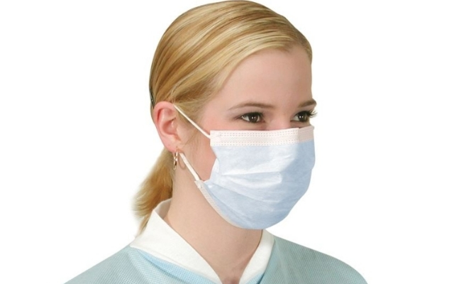 Cover Your Mouth With Masks