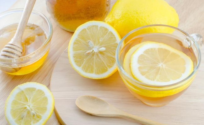 Water, Honey and Lemon