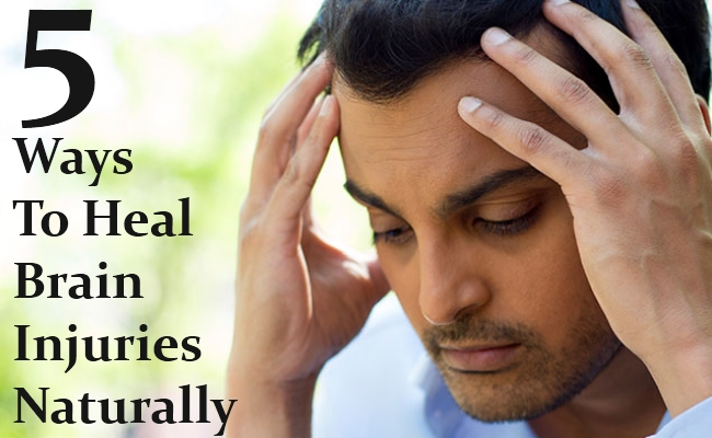 Ways To Heal Brain Injuries Naturally