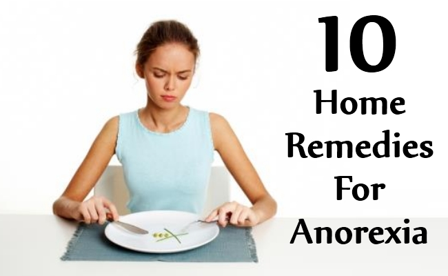 Home Remedies For Anorexia