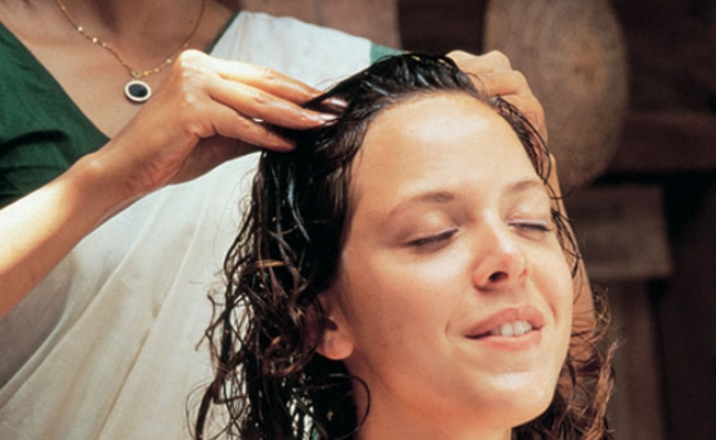 Massage Oil In Your Hair Regularly