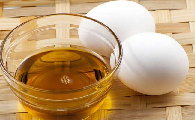 Egg And Olive Oil Hair Mask