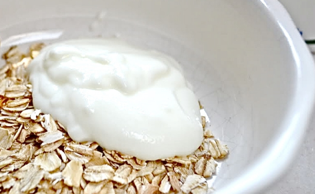 Oatmeal And Yogurt