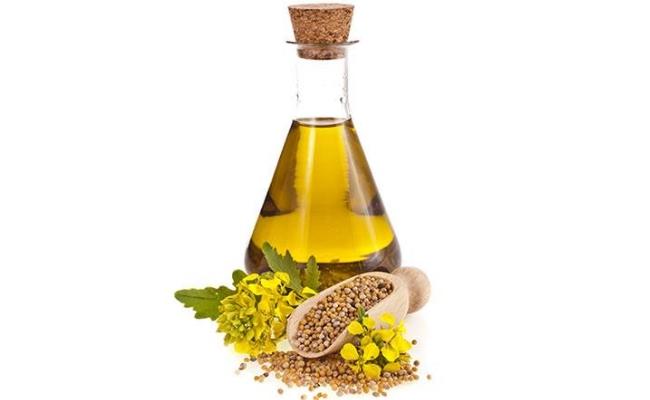 Raw Mustard Oil