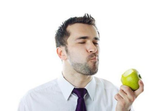 Chew Food Slowly