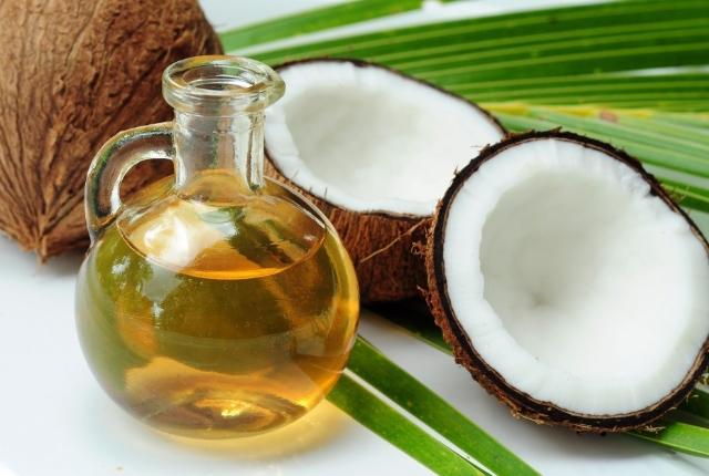Coconut Oil and Vitamin E