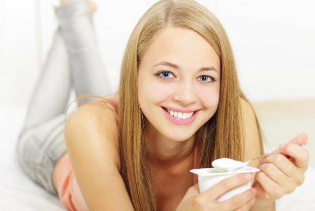 Eat Probiotics With Meals